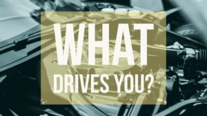 What Drives You…